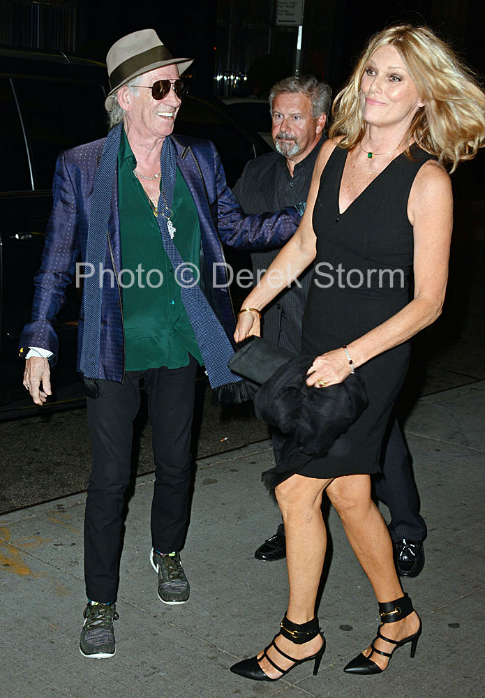 """In the News: """"Keith Richards: Under the Influence"""" private ..."""