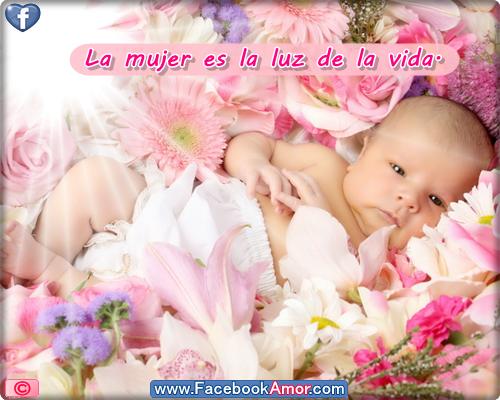 Bebé Lindo Com Frases De Amor Imagui