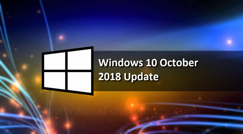 Download Windows 10 October 2018 Update