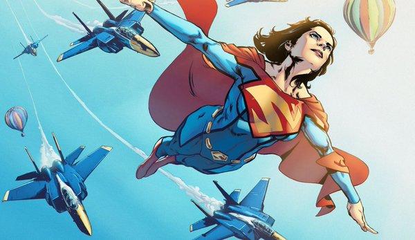 Superwoman DC Comics