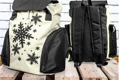 Tas Ransel Kasual / Backpack Wanita - VBH 03