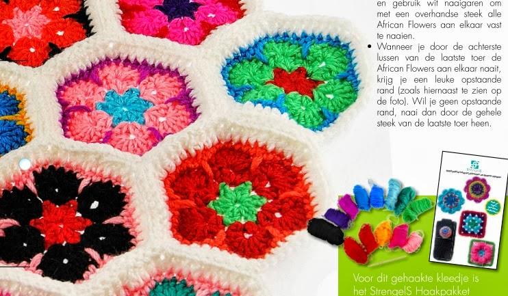 Handmade Nl Gratis Haakpatroon African Flower
