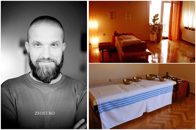 Sound Massage with Tibetan Singing Bowls for Relaxation and Healing in Cluj-Napoca