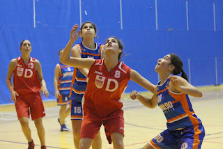 Mudanzas Álvaro #Barakaldo EST cae 45-56 ante el Universidad Deusto Loiola
