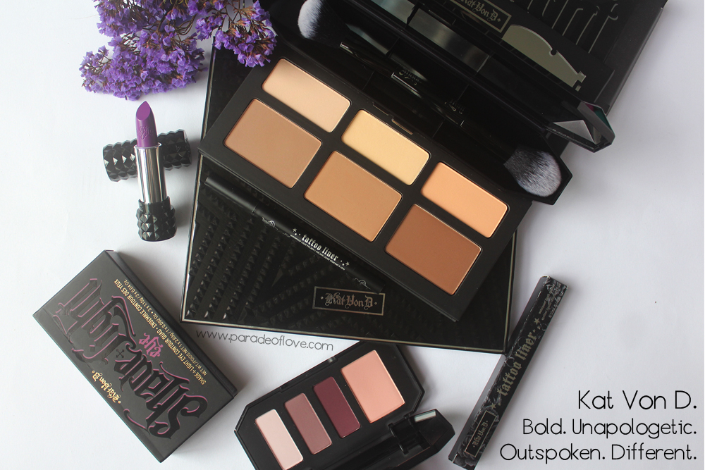 Kat Von D Beauty: Review