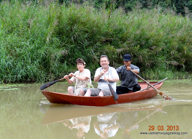 Attraction Thung Nham Eco tourist site - Ninh Binh