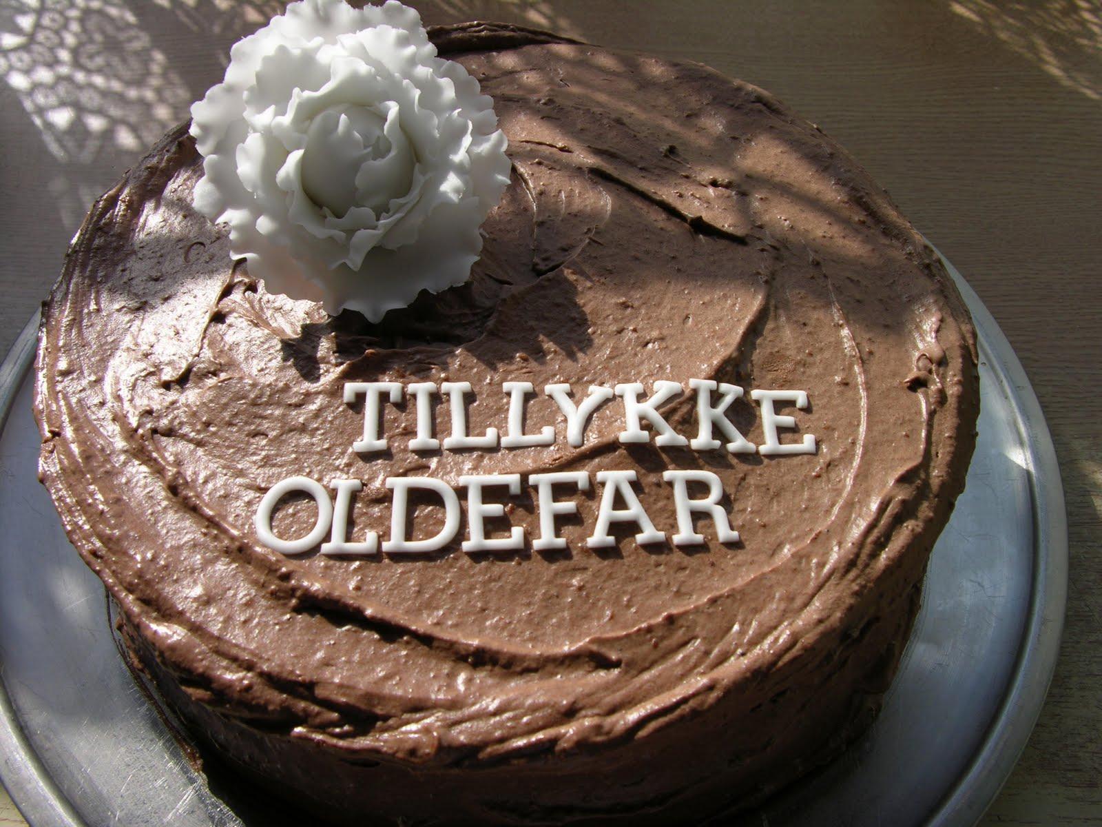 No Ordinary Cake: Endnu en bilkage og en super lækker