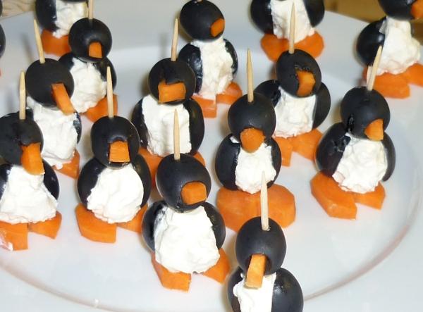 Miam miam ou beurk - Pingouin rigolo ...