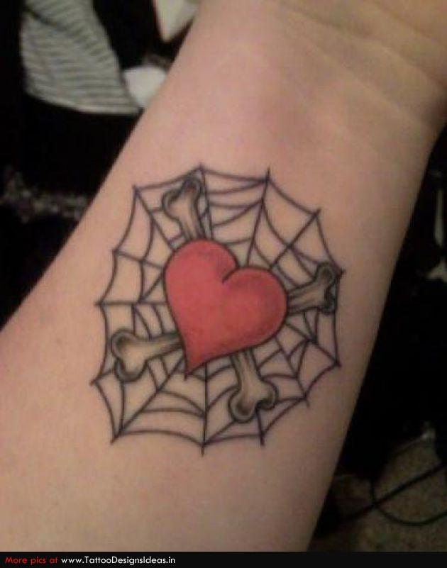 Cute Heart Tattoo Designs: Cute Heart Tattoos