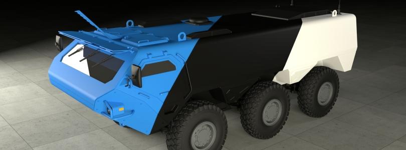 У парламенті Естонії підтримали ідею виробництва БТРів