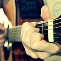 Todos los acordes mayores de guitarra
