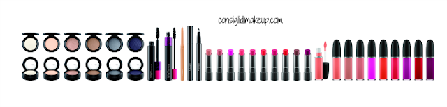 preview transformed mac cosmetics collezione intera anteprima