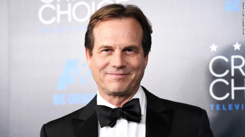 Bill Paxton posa en un photocall