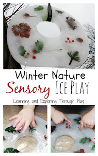 Winter Activities for kids. Learning and Exploring Through Play.