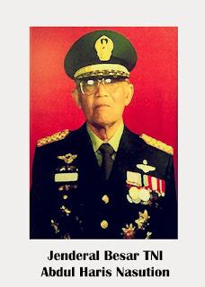 Jenderal Besar TNI Abdul Haris Nasution