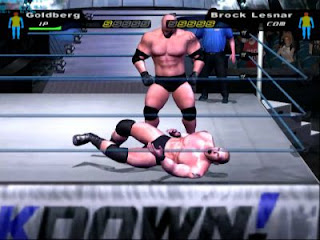 Download WWE SmackDown Here Comes The Pain Game Setup Free