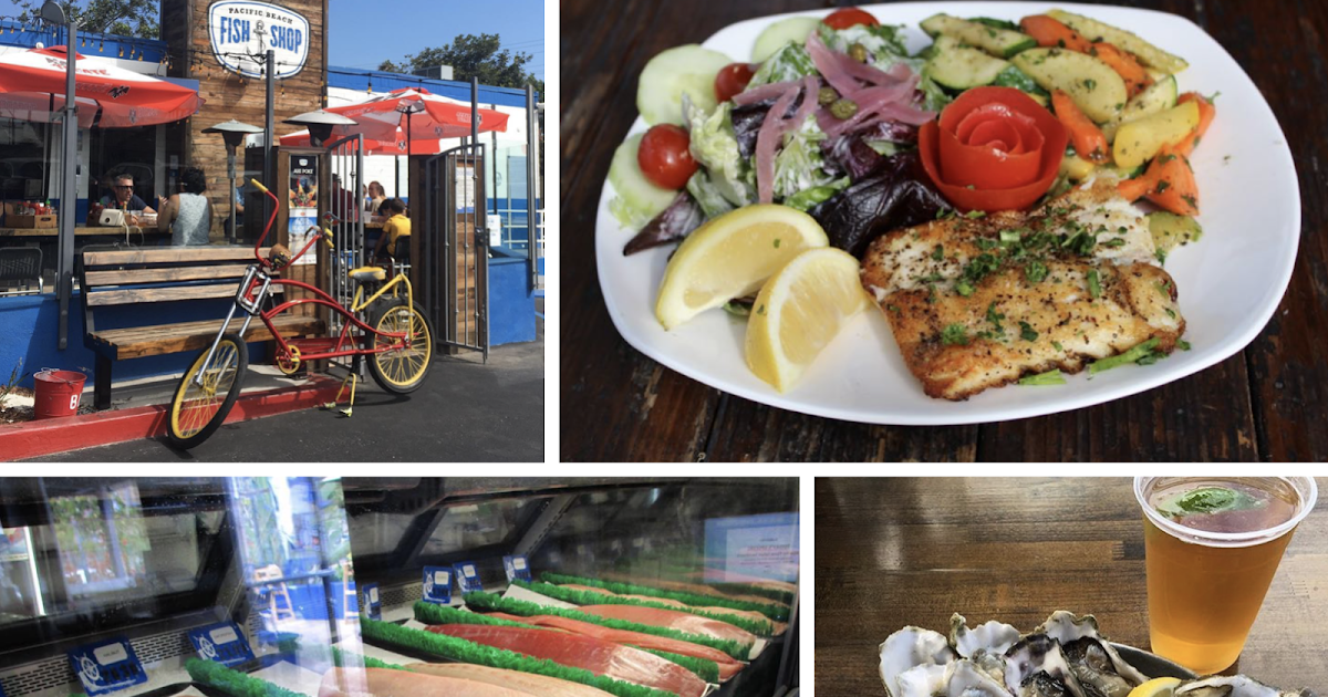Sandiegoville pacific beach fish shop team to open point for Fish store san diego