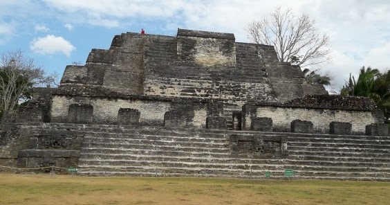 A Blog About Food Art Travel More Altun Ha The Jewel Of Belize Plaza A
