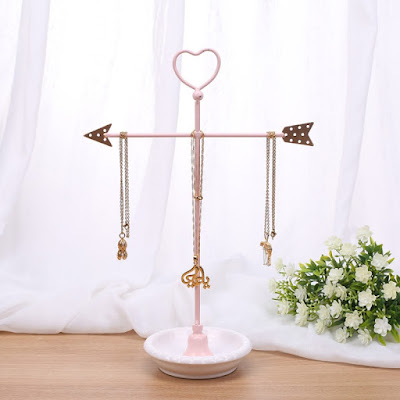 Shop Nile Corp Wholesale Metal Arrow Jewelry Display Jewelry Stand Organizer