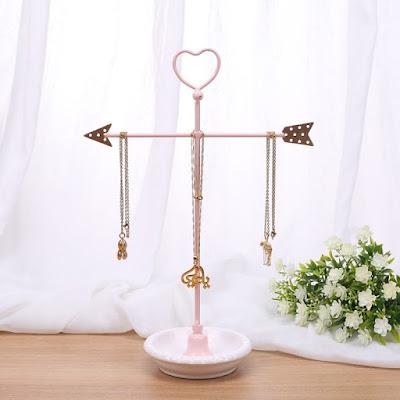 Shop Nile Corp Wholesale Metal Arrow Jewelry Display Jewelry Stand Organizer