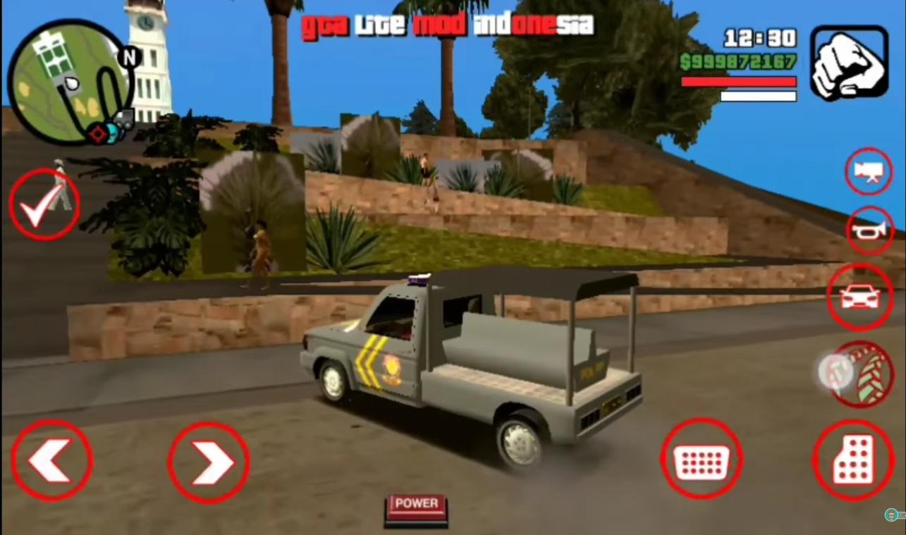 √ GTA SA LITE Mod Indonesia By iLhaM_51 PART 1 - Rafsablog id