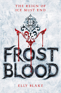 Frostblood book cover