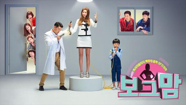 Download Drama Korea Borg Mom Batch Subtitle Indonesia