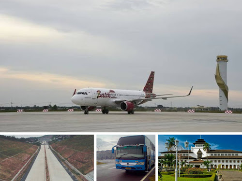 Bandara BIJB dan Kemajuan wisata Bandung