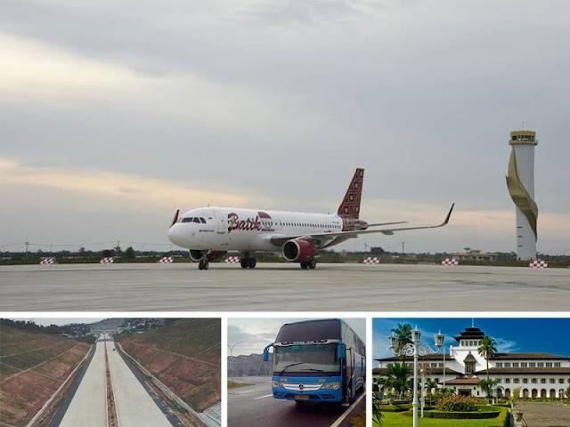 Bandara BIJB Mendukung Kemajuan Wisata Bandung