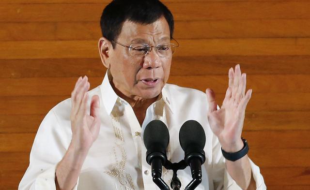 President Duterte 2016 State of the Nation Address