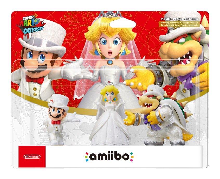 Se descubren tres nuevos reinos gracias a los amiibos de Super Mario Odyssey
