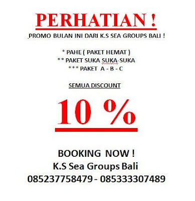 Promo Watersport di Bali