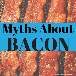 myths about bacon