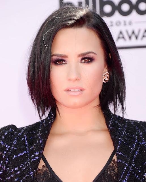 Actress, Singer, Model, @ Demi Lovato - 2016 Billboard Music Awards, T-Mobile Arena, Las Vegas