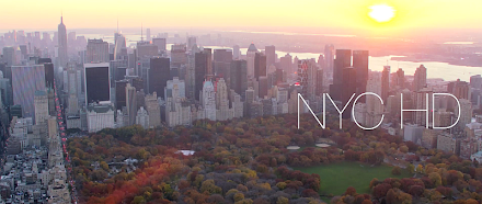 Flying above New York  - mit der Arri Alexa über NYC unterwegs ( 1 Video )