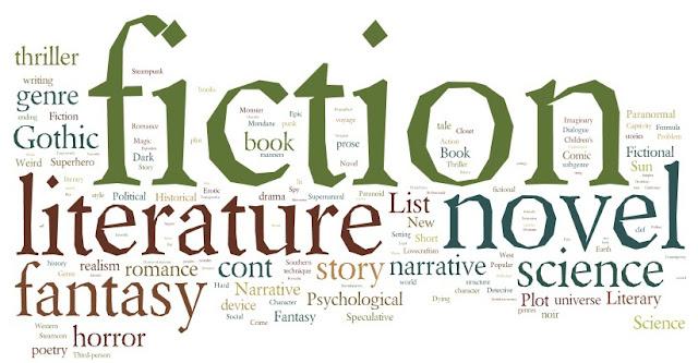 Risultati immagini per types of novels i