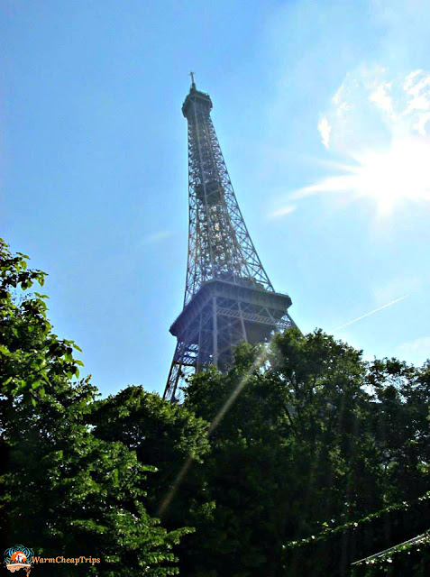 Tour Eiffel travel planner