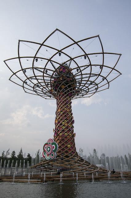 L'albero della vita-Expo 2015-Milano