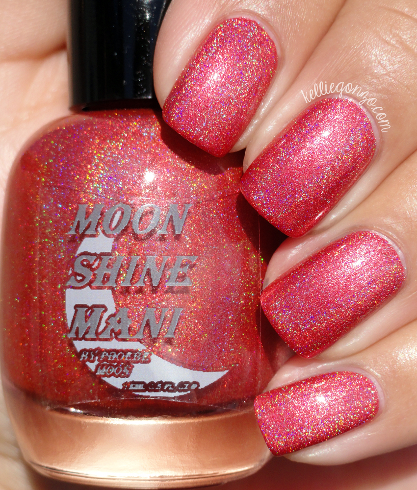 Moon Shine Mani Jovie