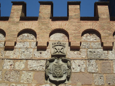 Montserrat Abbey coat of arms