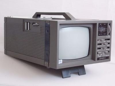 "TV portátil Deluxe 5"""