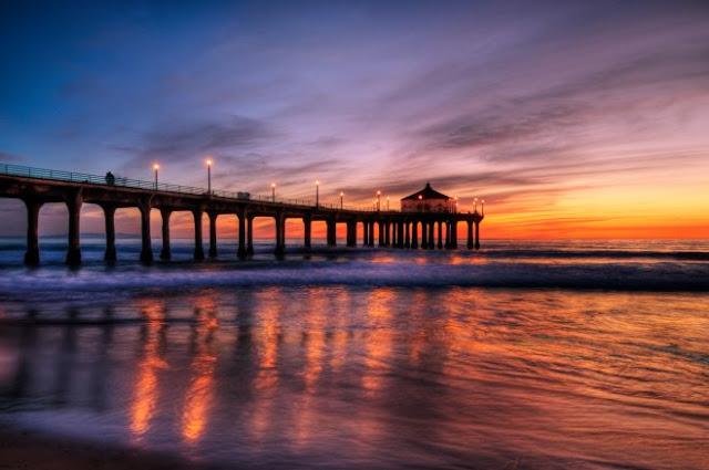 Beautiful Sunset Landscape HD Wallpapers Free Download