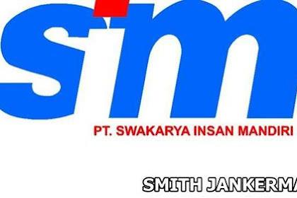 Lowongan Kerja Pekanbaru : PT. Swakarya Insan Mandiri September 2017