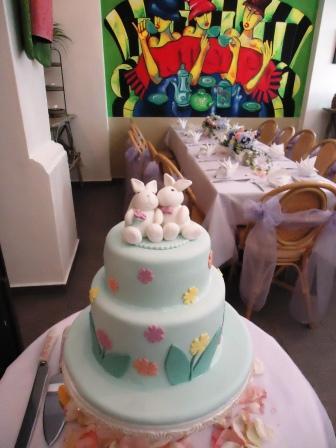 wedding cakes: Wedding Cakes at Indulgence Restaurant and