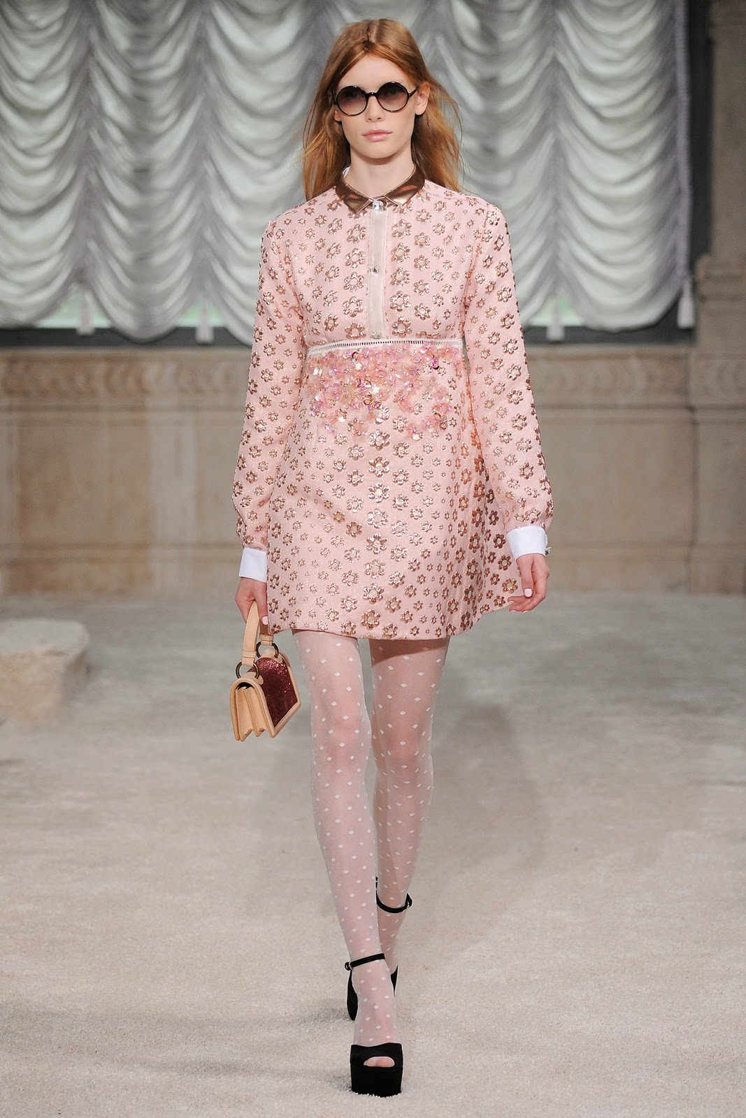 Giamba By Giambattista Valli Spring 2015 Ready-to-Wear