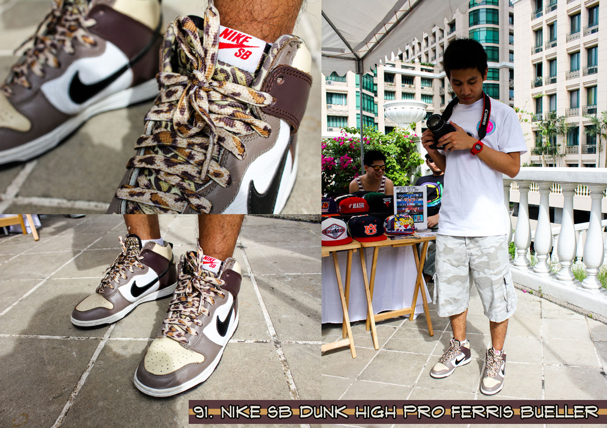 lowest discount check out casual shoes Astron Sneaker Hunts: 91. Nike SB Dunk High Pro Ferris ...