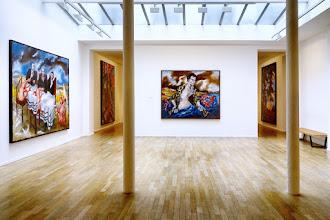 Expo : Zeugma - Gérard Garouste - Galerie Templon - Jusqu'au 12 mai 2018