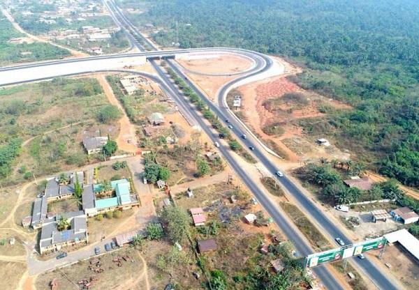 Bisi Akande Trumpet Bridge At Gbogan, Osun State