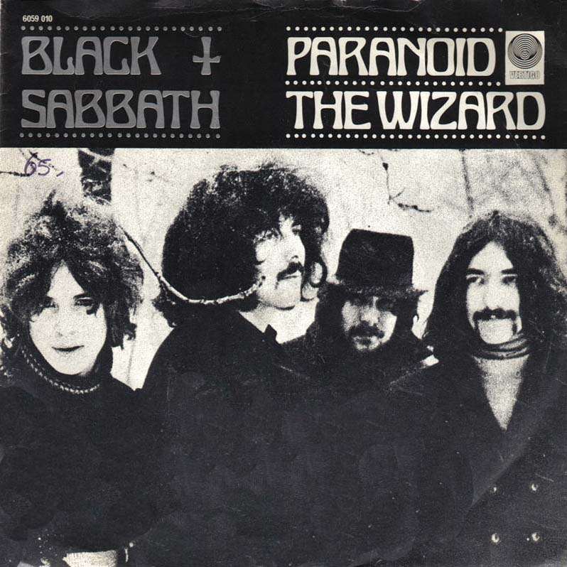 Black Sabbath. The Wizard