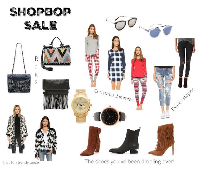 Shopbop Black Friday Sale